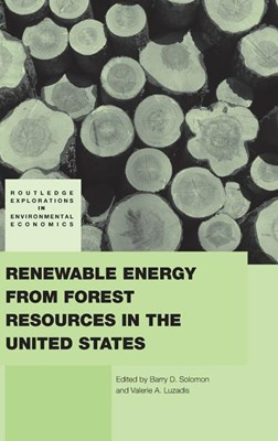 Renewable Energy from Forest Resources in the United States