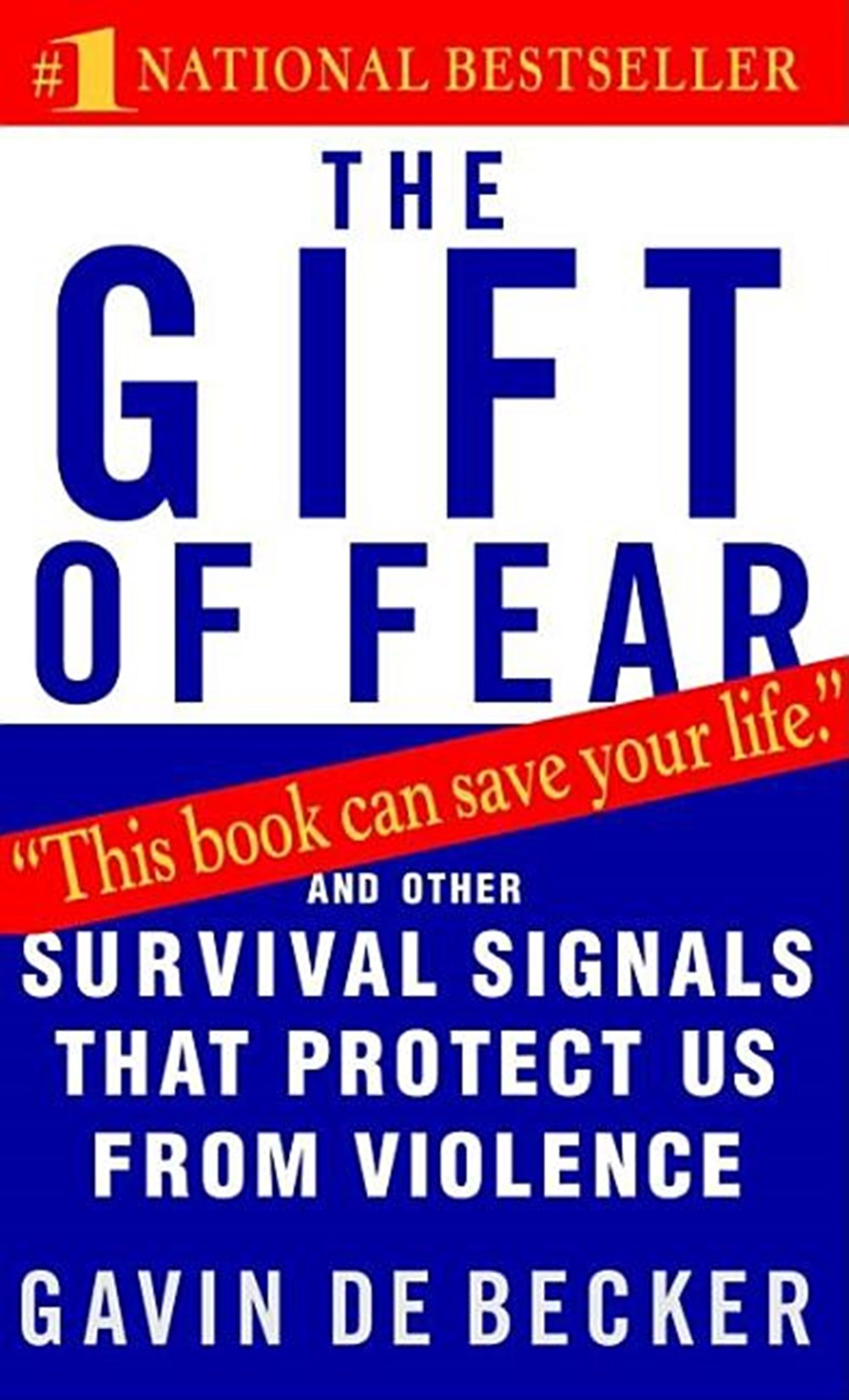 Gift of Fear And Other Survival Signals That Protect Us from Violence
