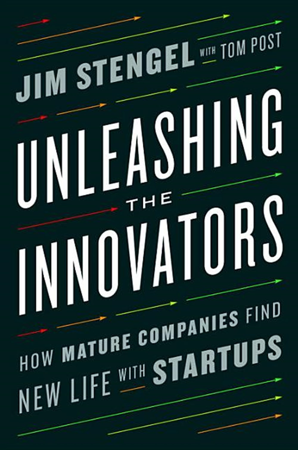 Unleashing the Innovators How Mature Companies Find New Life with Startups