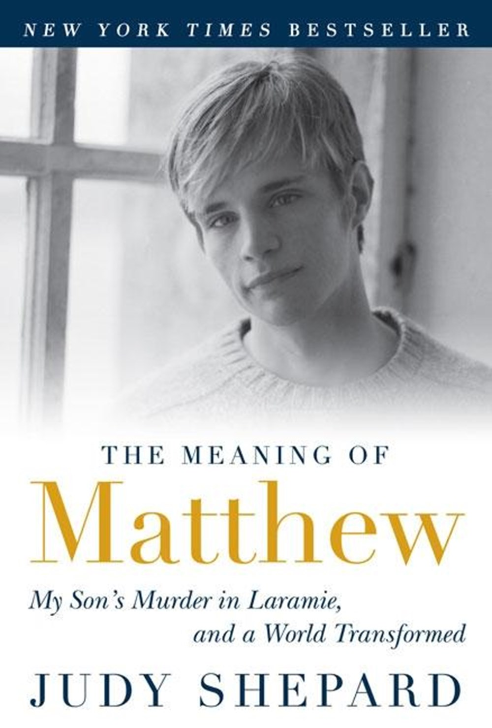 Meaning of Matthew My Son's Murder in Laramie, and a World Transformed