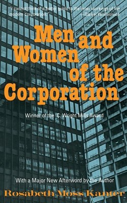 Men and Women of the Corporation: New Edition (Revised)