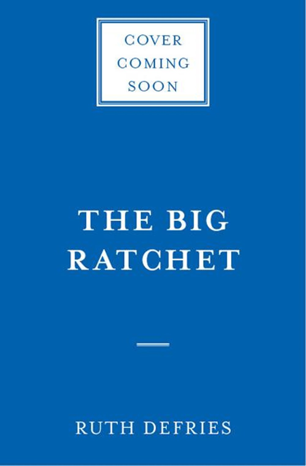 Big Ratchet: How Humanity Thrives in the Face of Natural Crisis