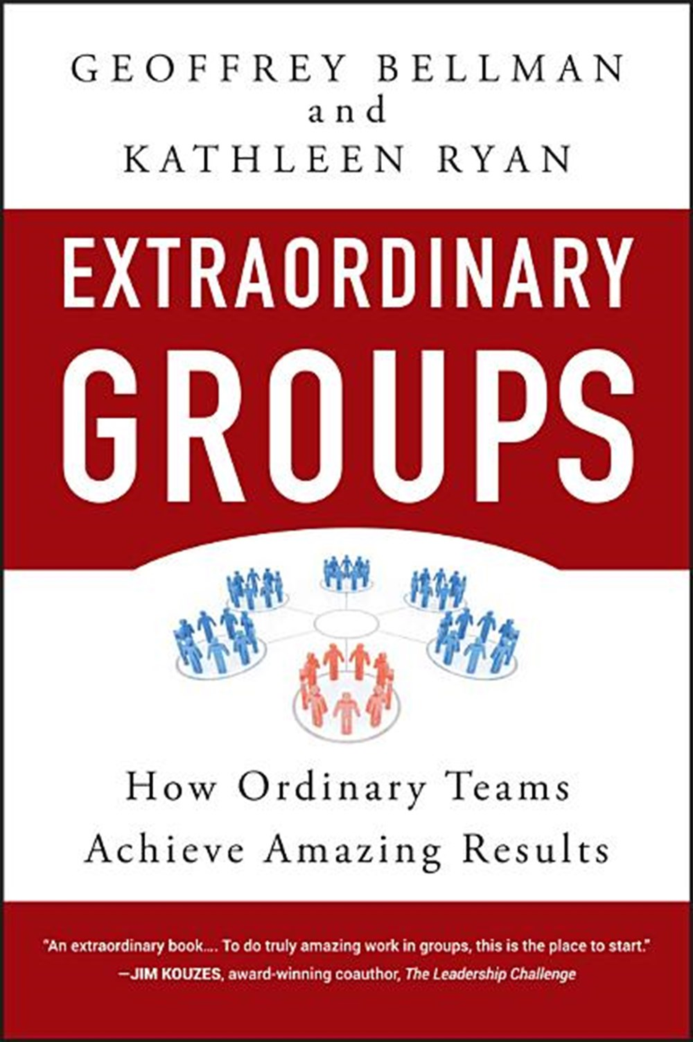 Extraordinary Groups How Ordinary Teams Achieve Amazing Results