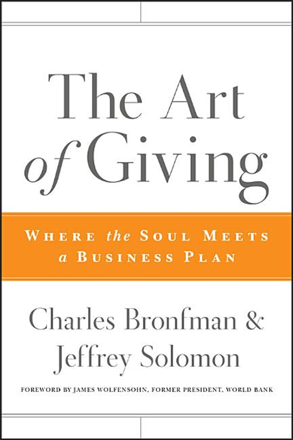 Art of Giving Where the Soul Meets a Business Plan