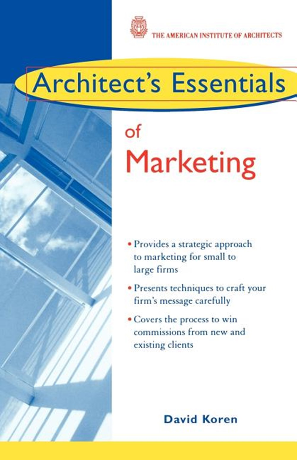 Architect's Essentials of Marketing