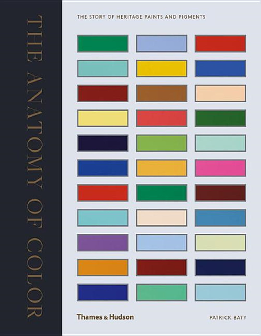 Anatomy of Color The Story of Heritage Paints & Pigments