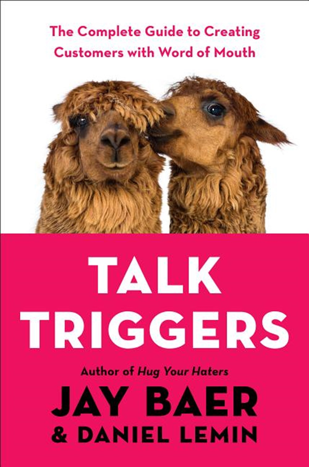 Talk Triggers The Complete Guide to Creating Customers with Word of Mouth