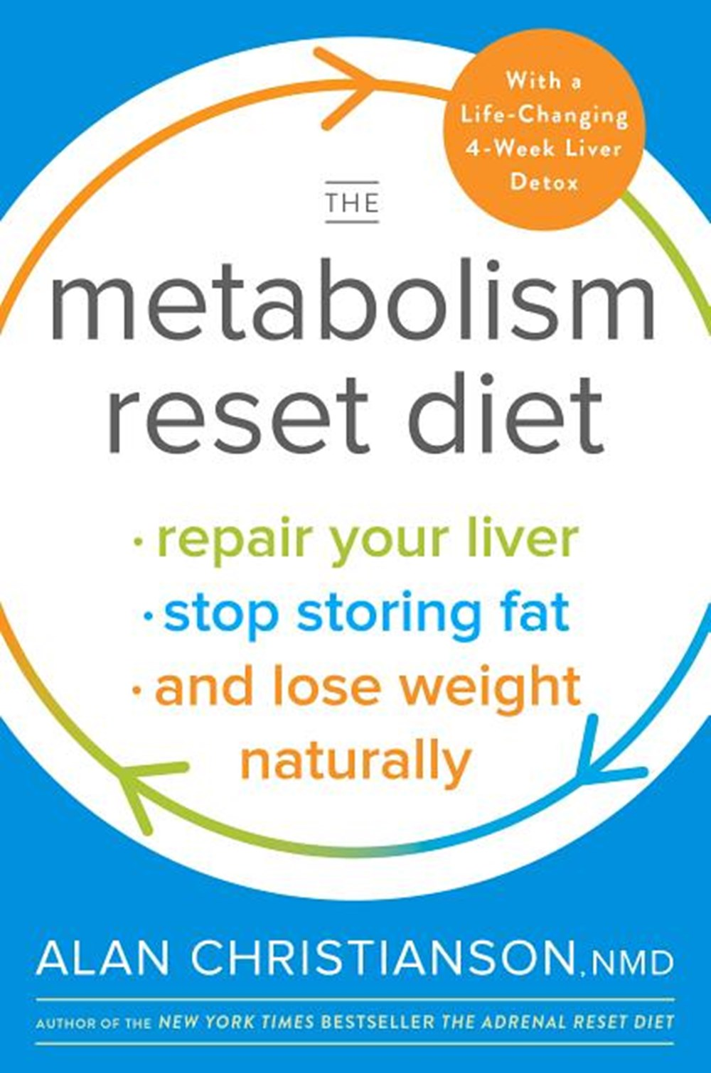 Metabolism Reset Diet Repair Your Liver, Stop Storing Fat, and Lose Weight Naturally