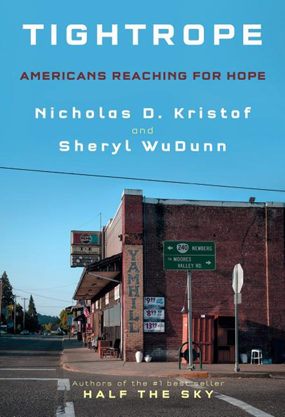 Tightrope Americans Reaching for Hope