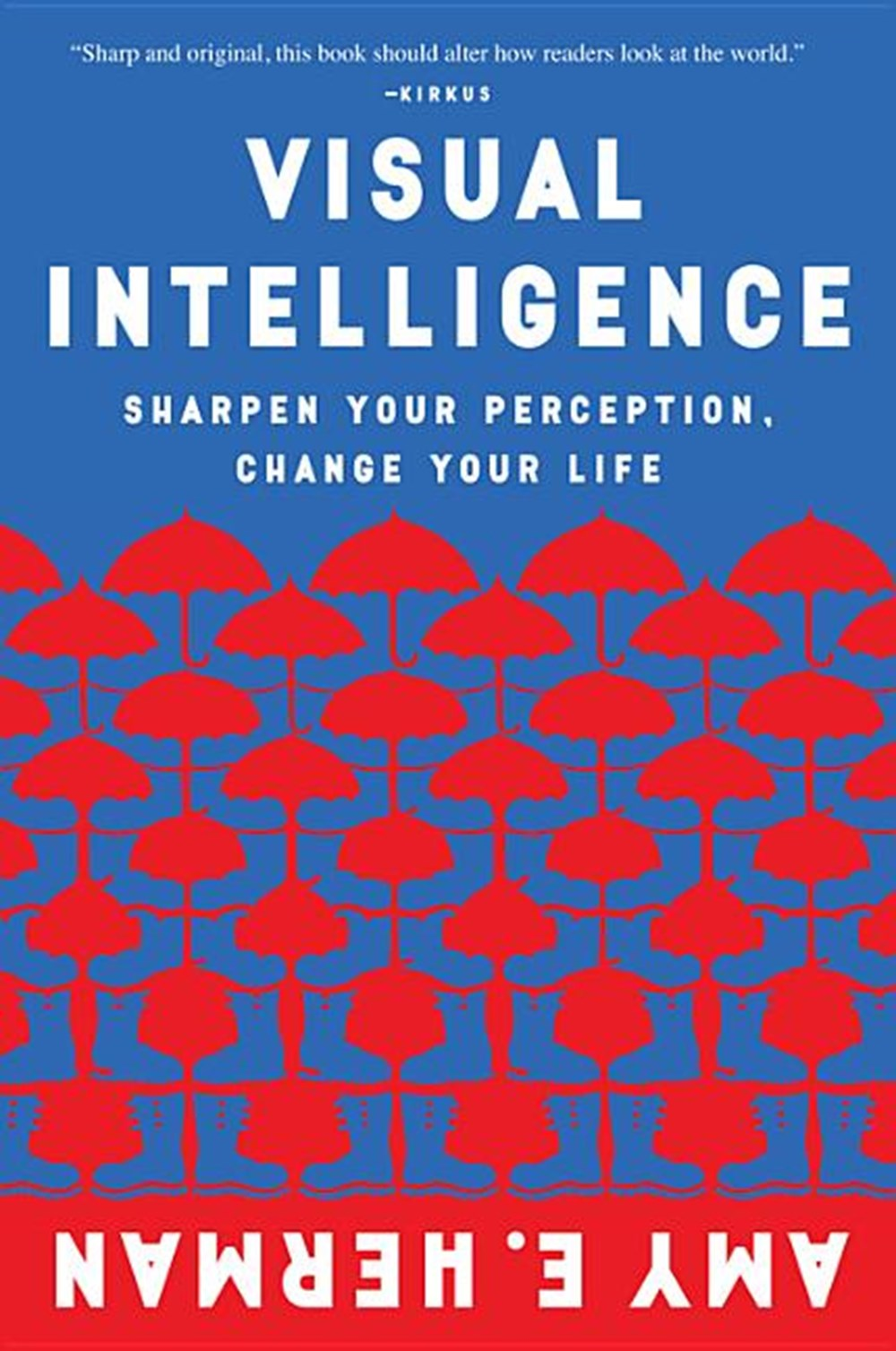 Visual Intelligence Sharpen Your Perception, Change Your Life