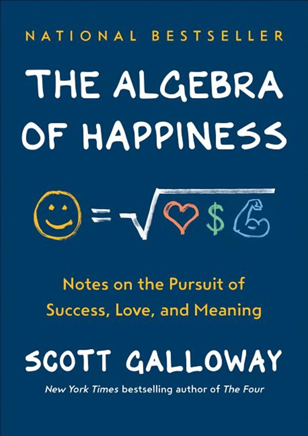 Algebra of Happiness Notes on the Pursuit of Success, Love, and Meaning