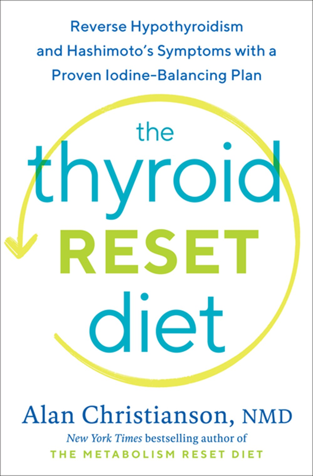 Thyroid Reset Diet Reverse Hypothyroidism and Hashimoto's Symptoms with a Proven Iodine-Balancing Pl