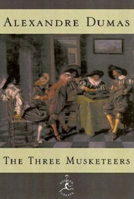 Three Musketeers (Modern Library) (Modern Library)