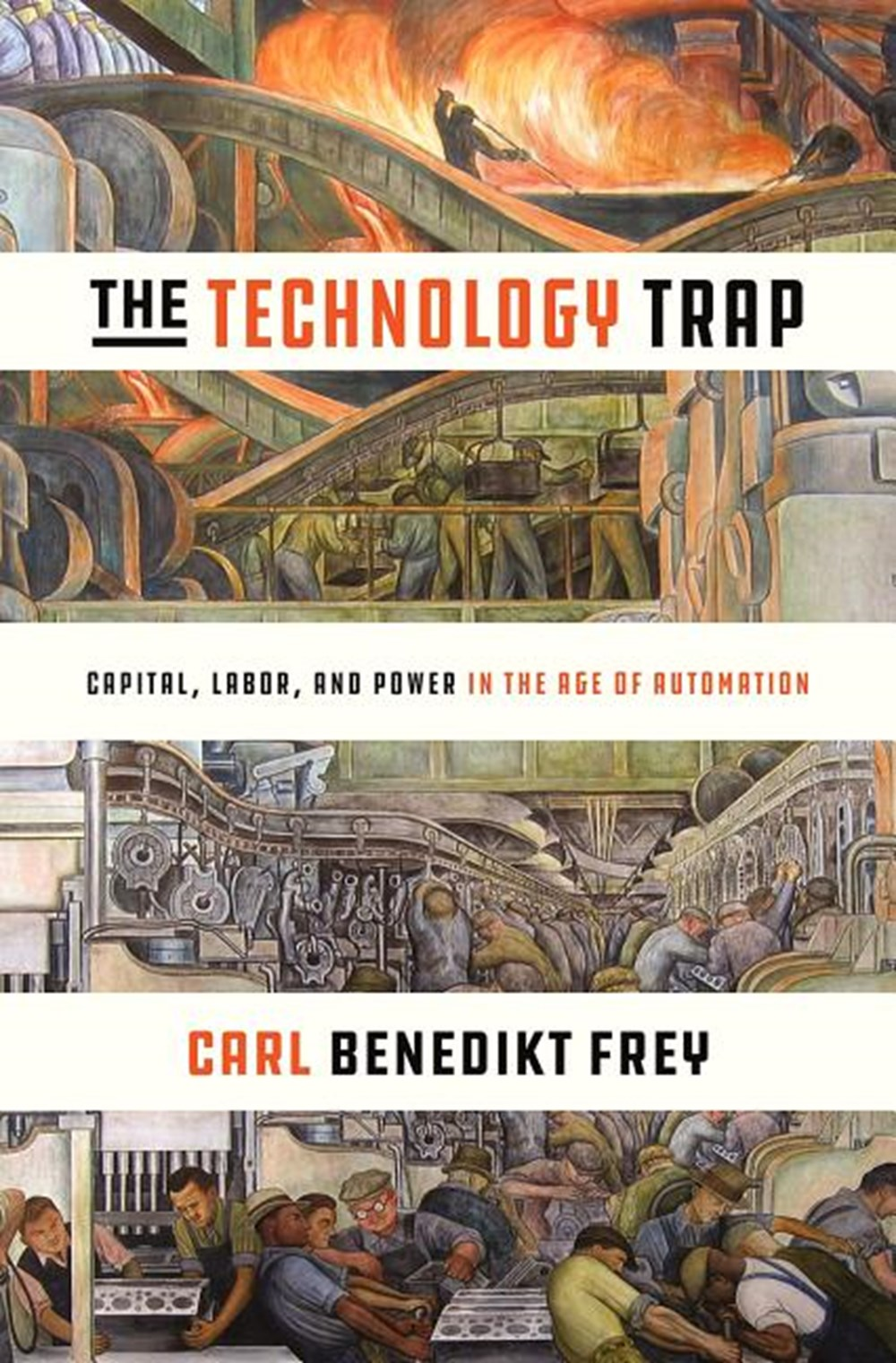 Technology Trap: Capital, Labor, and Power in the Age of Automation