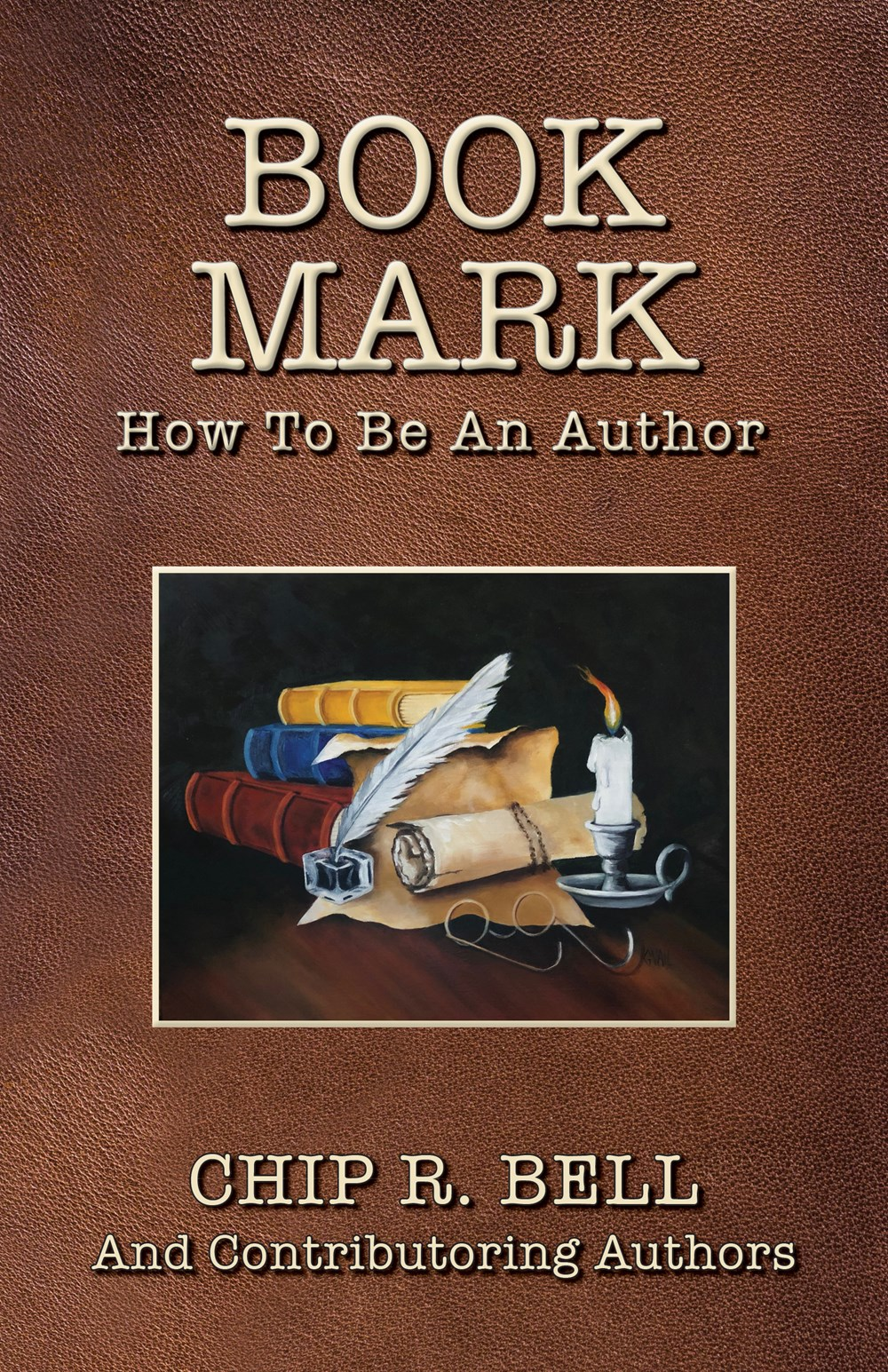 Book Mark How to Be an Author