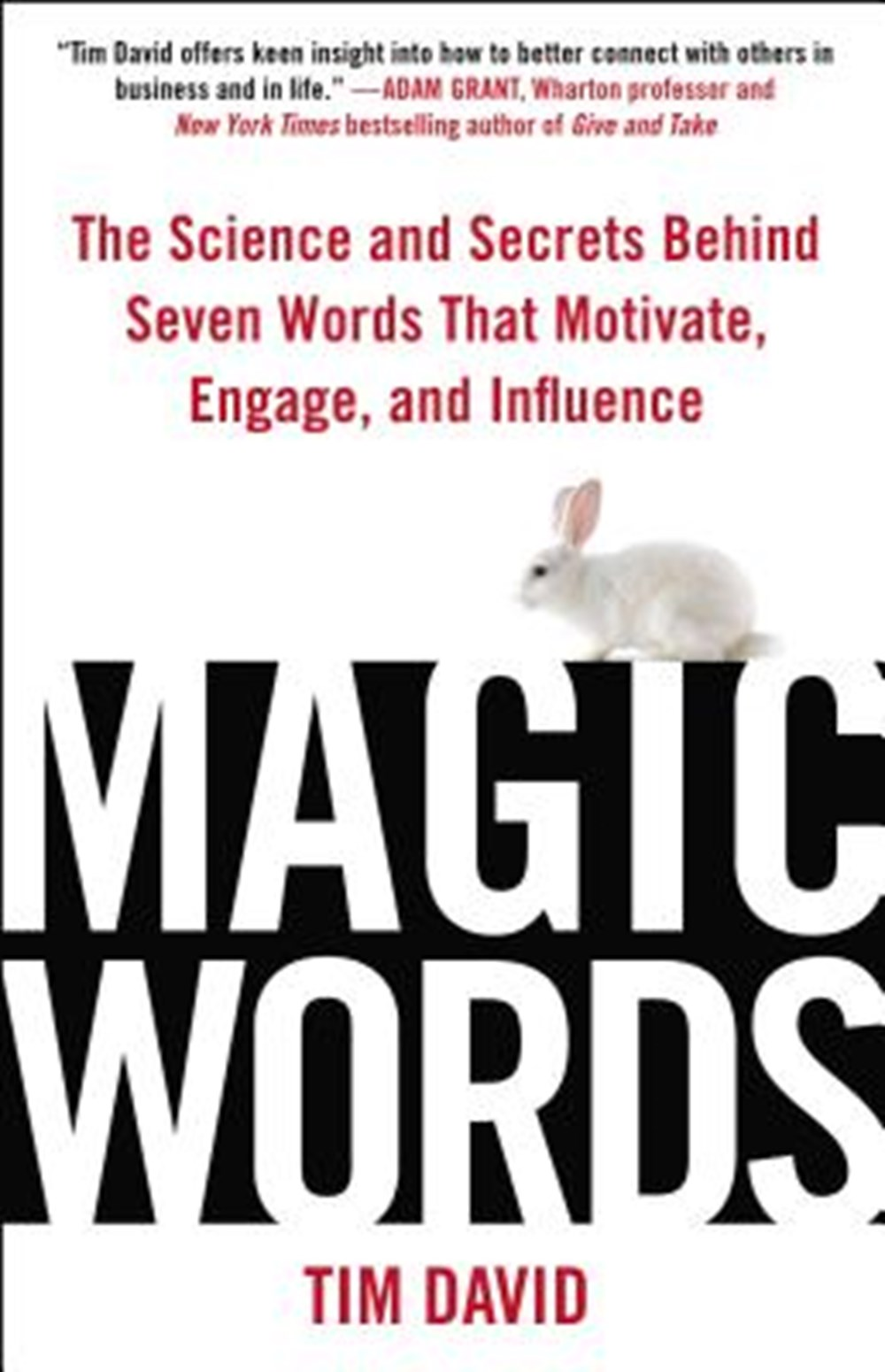 Magic Words The Science and Secrets Behind Seven Words That Motivate, Engage, and Influence