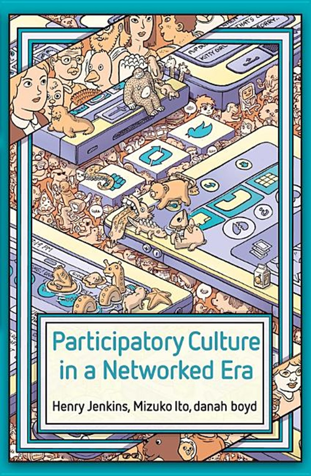 Participatory Culture in a Networked Era A Conversation on Youth, Learning, Commerce, and Politics