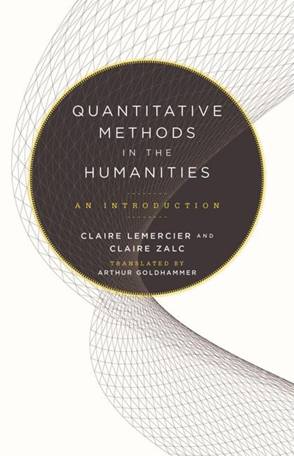 Quantitative Methods in the Humanities An Introduction