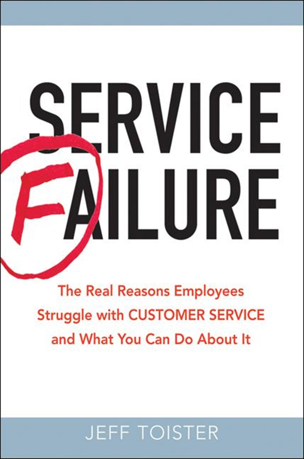 Service Failure The Real Reasons Employees Struggle with Customer Service and What You Can Do about