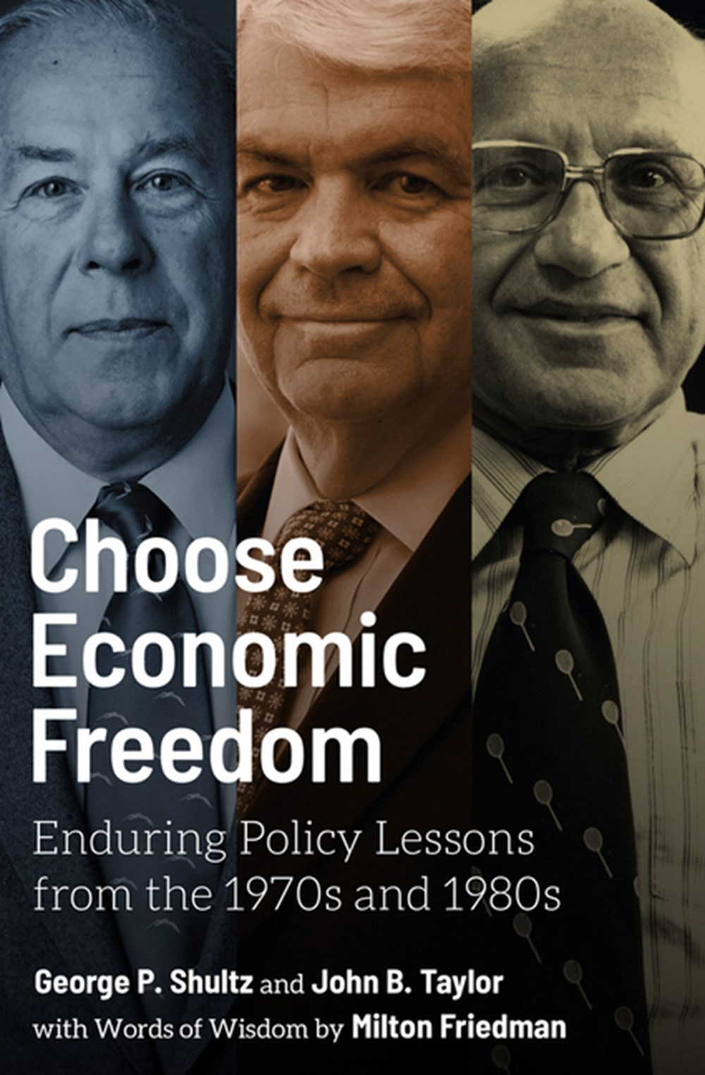 Choose Economic Freedom Enduring Policy Lessons from the 1970s and 1980s