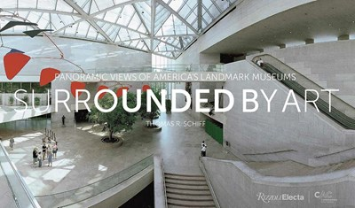 Surrounded by Art: Panoramic Views of America's Landmark Museums