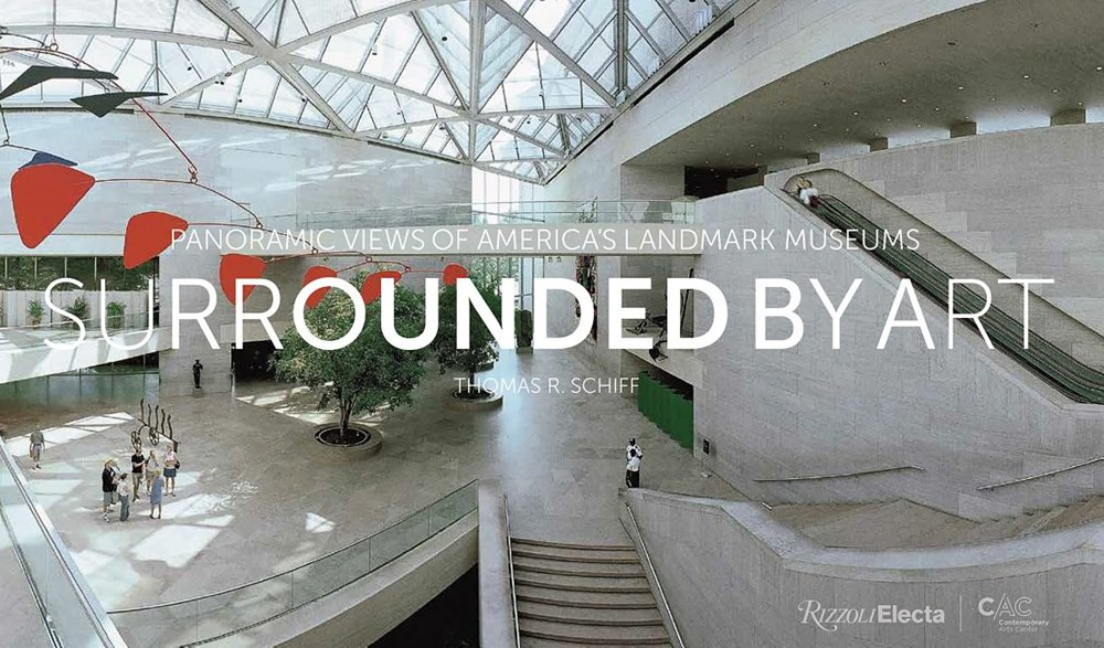 Surrounded by Art Panoramic Views of America's Landmark Museums