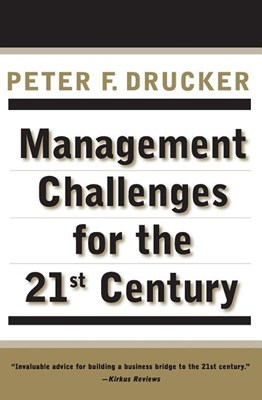 Mgmt Challenges for 21st Ce PB