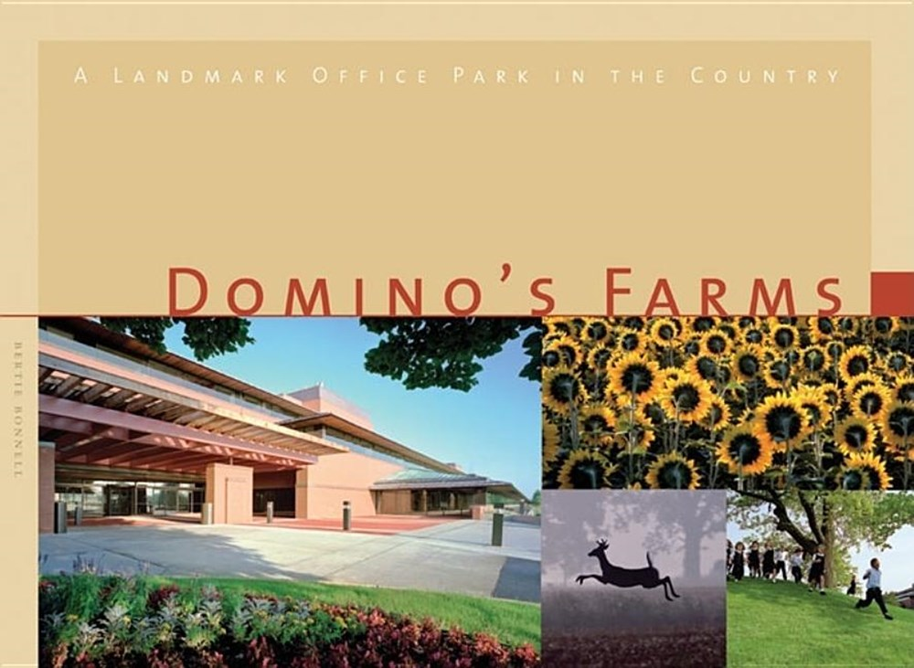 Domino's Farms A Landmark Office Park in the Country