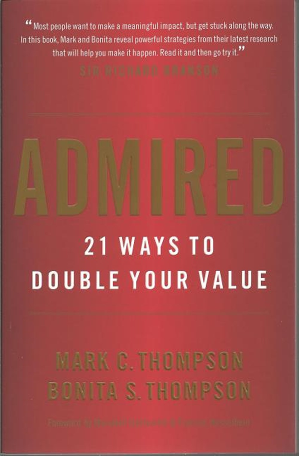 Admired 21 Ways to Double Your Value