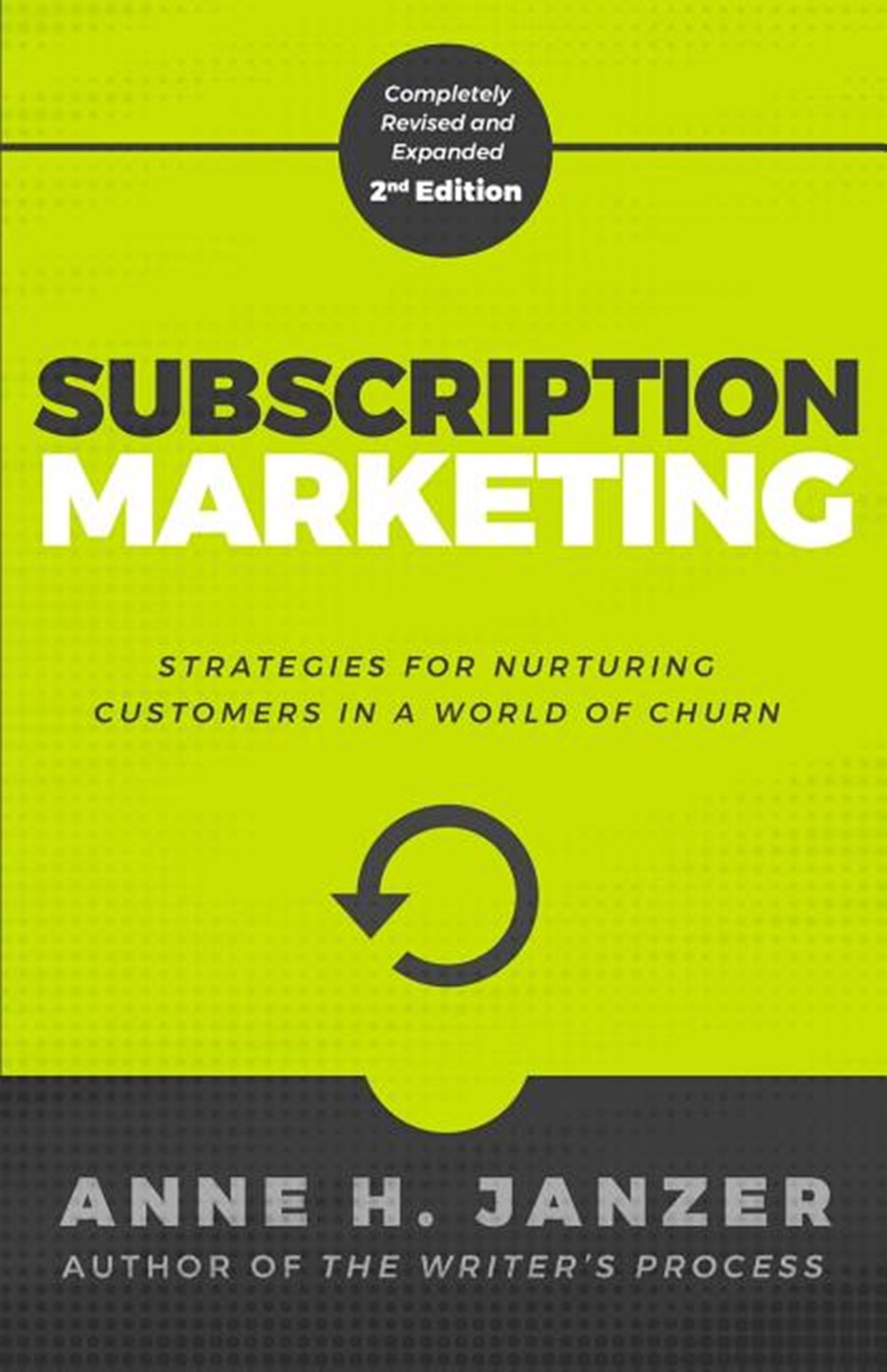 Subscription Marketing Strategies for Nurturing Customers in a World of Churn (Revised, Expanded)