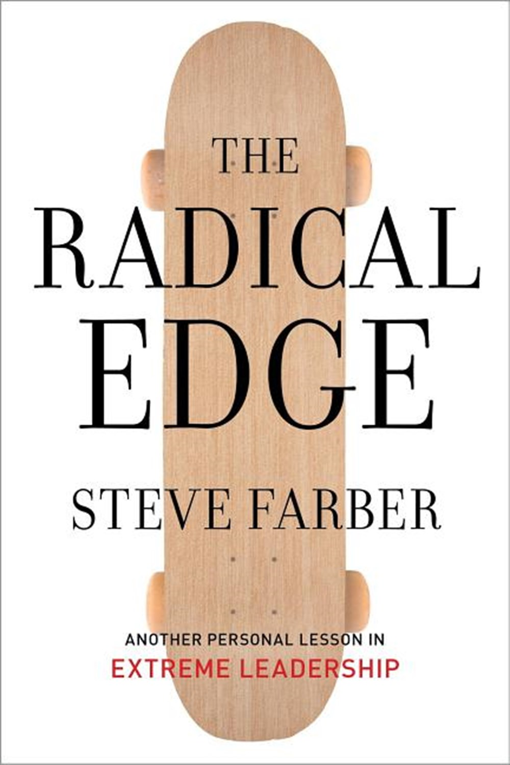 Radical Edge: Another Personal Lesson in Extreme Leadership