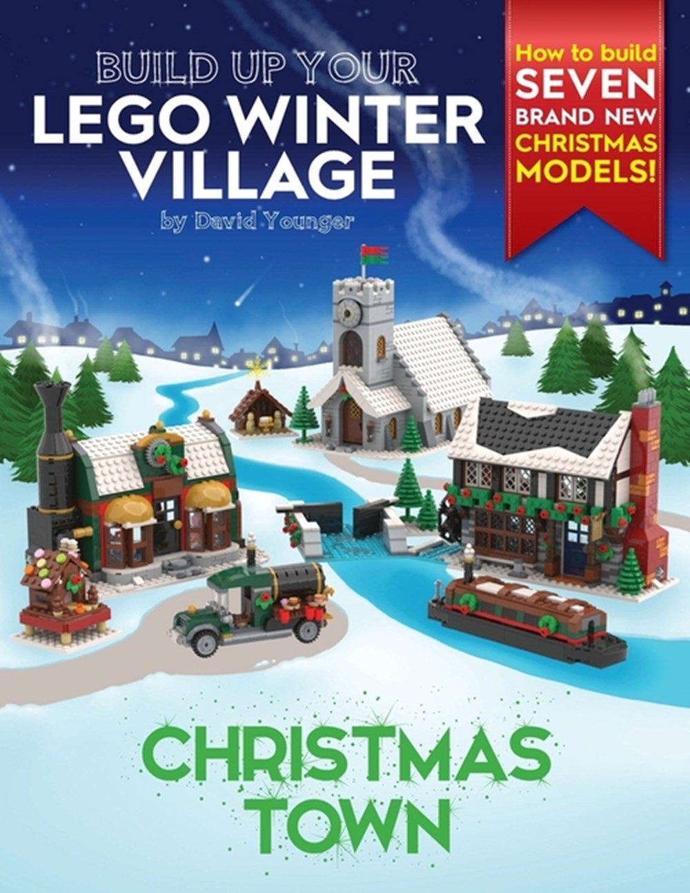 Build Up Your LEGO Winter Village Christmas Town