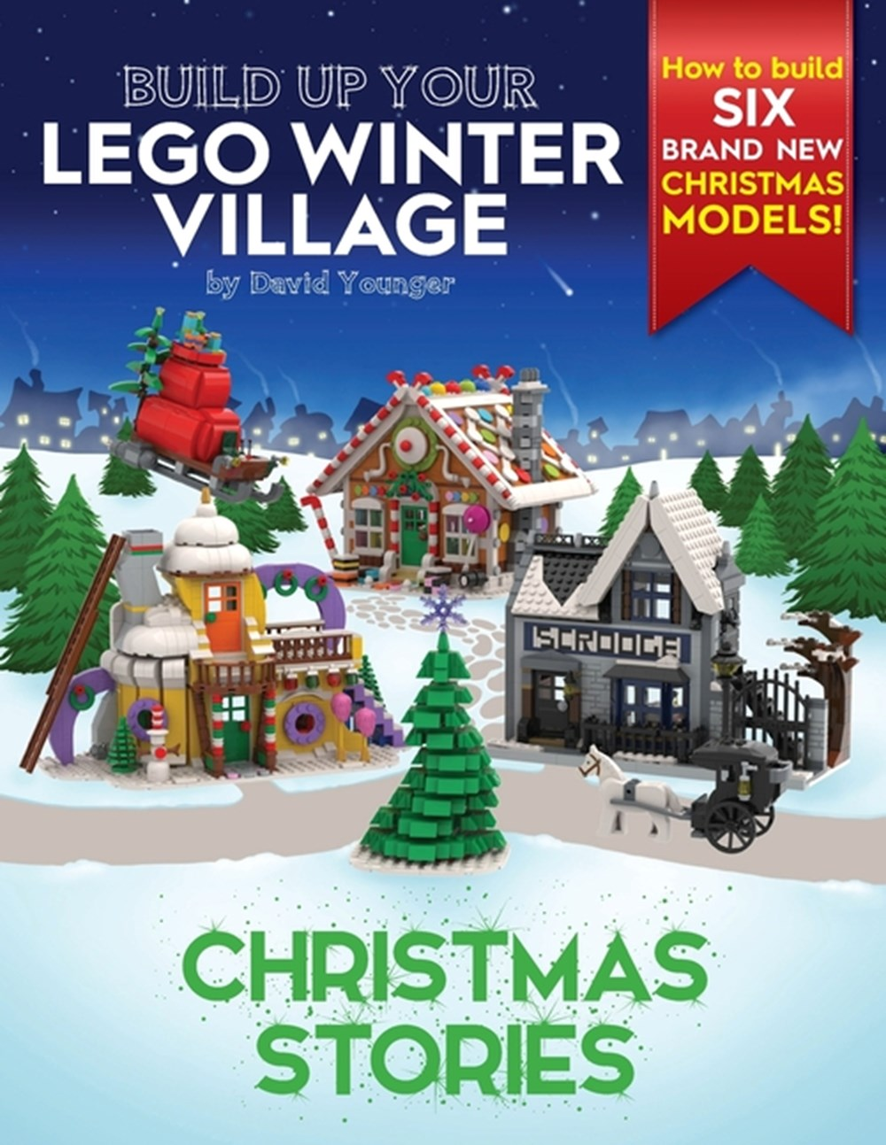 Build Up Your LEGO Winter Village Christmas Stories