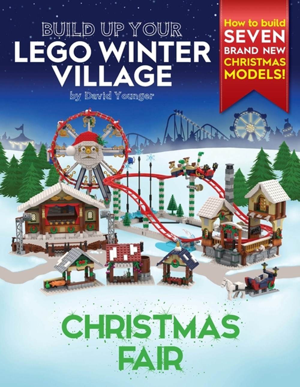 Build Up Your LEGO Winter Village Christmas Fair