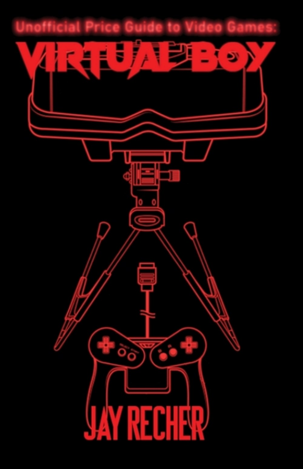 Unofficial Price Guide to Video Games Virtual Boy