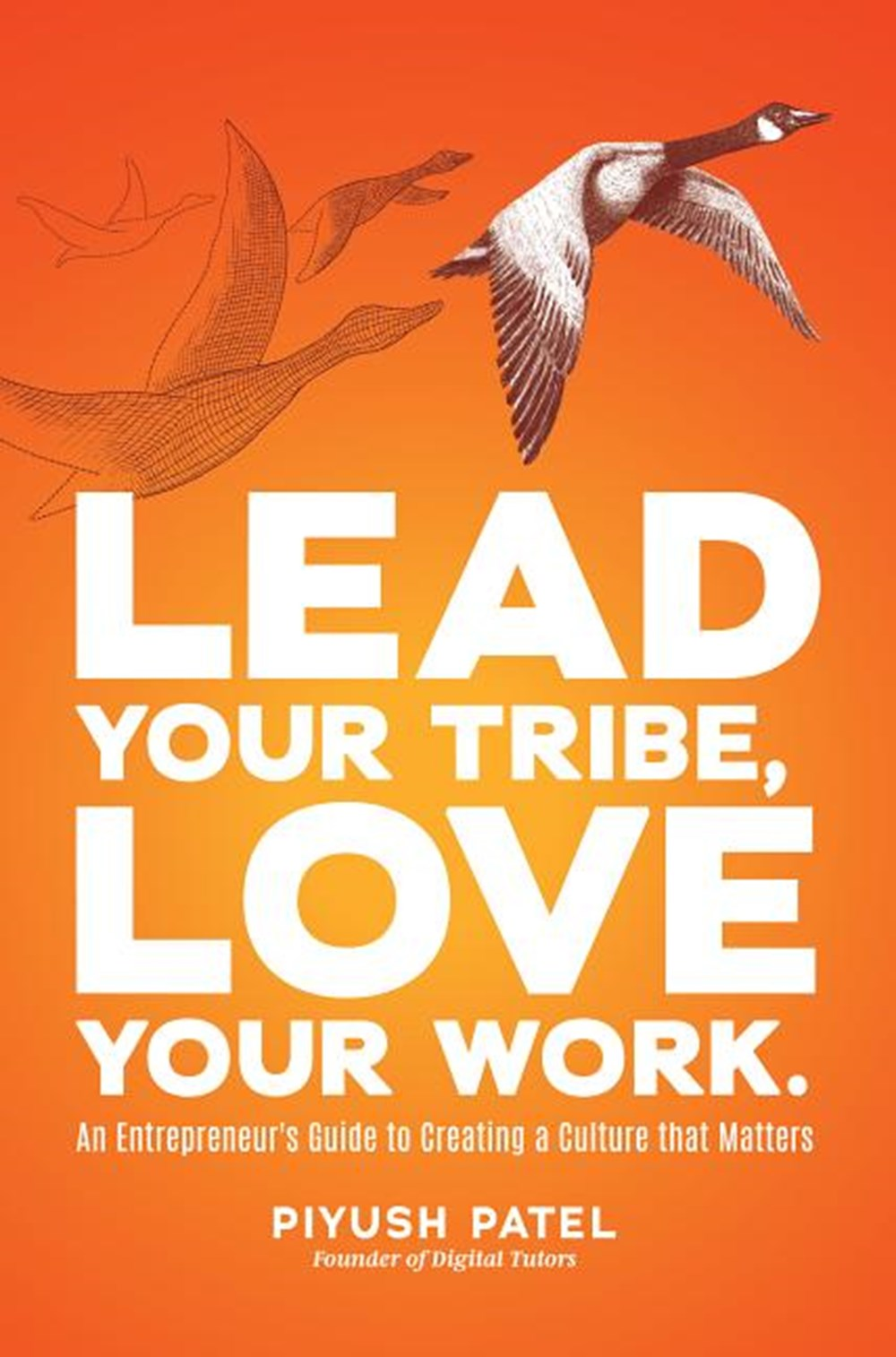 Lead Your Tribe, Love Your Work An Entrepreneur's Guide to Creating a Culture That Matters