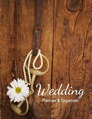 Wedding Planner & Organizer: Easy to use checklists, worksheets, charts and tools - Black Bow Tie and Pearls