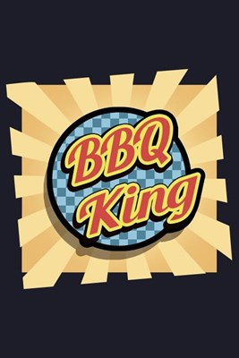 Bbq King: Blank Paper Sketch Book - Artist Sketch Pad Journal for Sketching, Doodling, Drawing, Painting or Writing