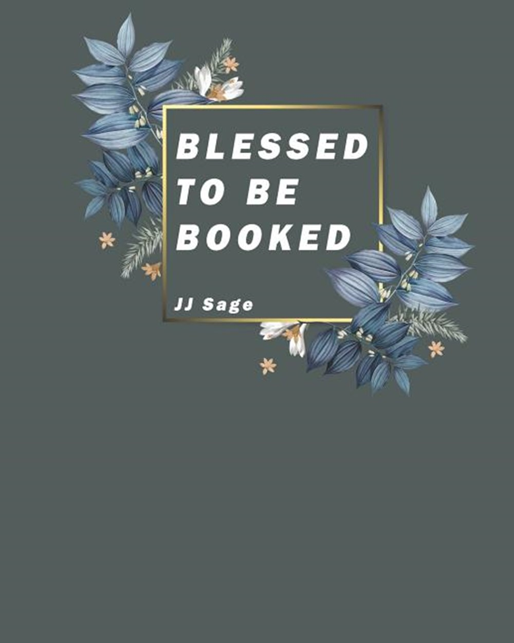 Blessed to be booked Daily Planner