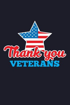 Thank You Veterans: Blank Paper Sketch Book - Artist Sketch Pad Journal for Sketching, Doodling, Drawing, Painting or Writing