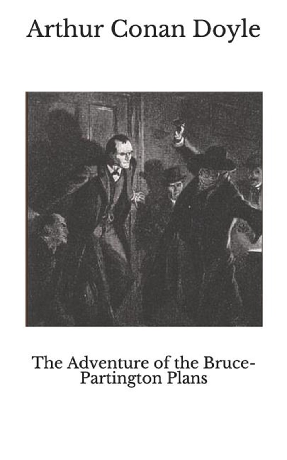 Adventure of the Bruce-Partington Plans