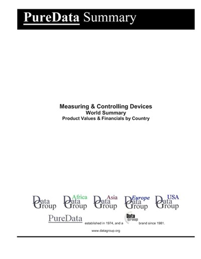Measuring & Controlling Devices World Summary: Product Values & Financials by Country