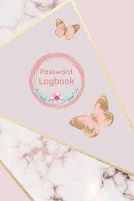 Password Logbook: Internet Passwort Organizer Journal to manage Usernames and Passwords