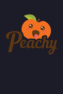 Peachy: Blank Cookbook Journal to Write in Recipes and Notes to Create Your Own Family Favorite Collected Culinary Recipes and