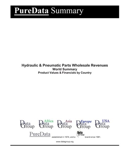 Hydraulic & Pneumatic Parts Wholesale Lines World Summary: Product Values & Financials by Country