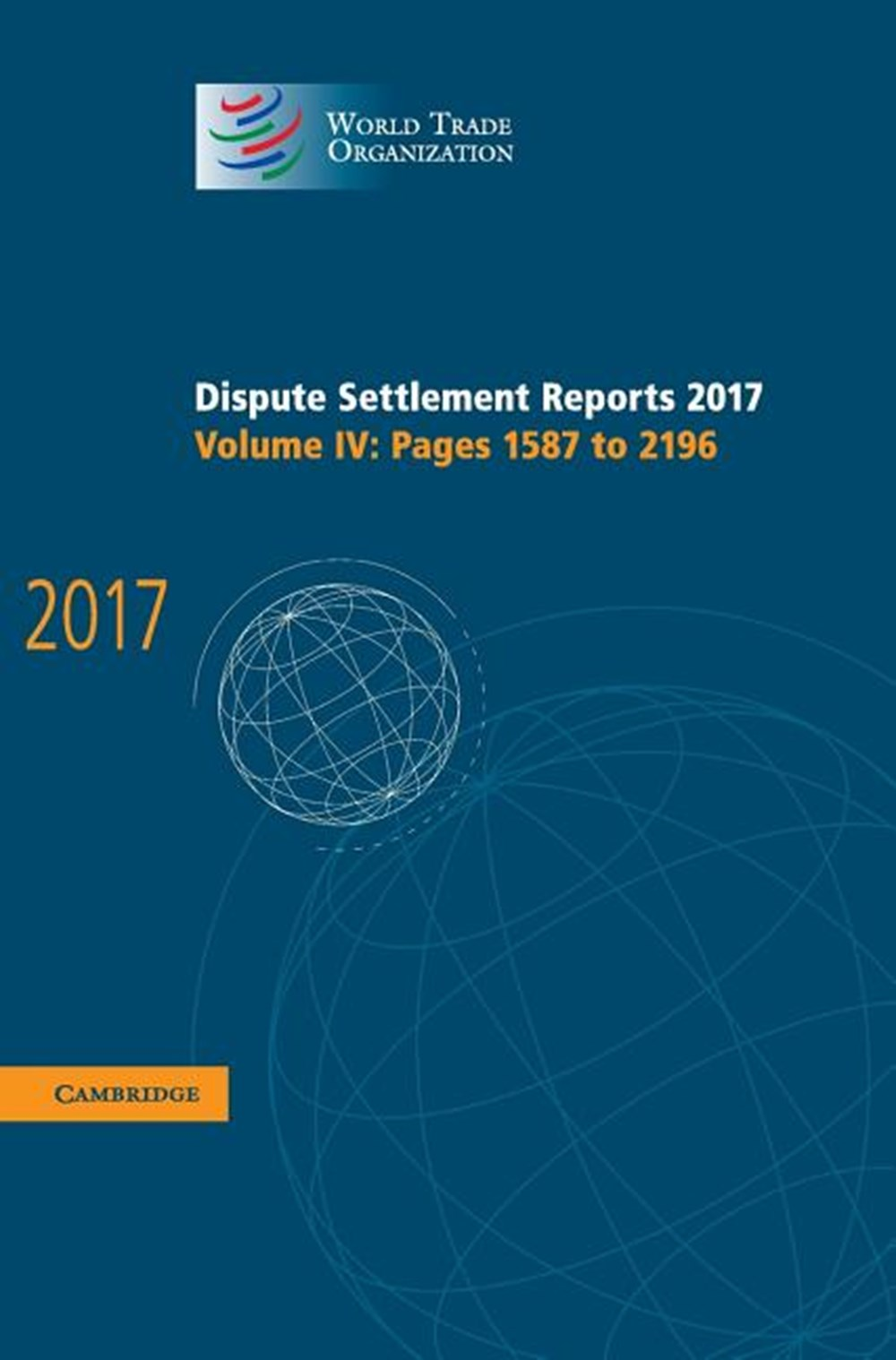 Dispute Settlement Reports 2017 Volume 4, Pages 1587 to 2196