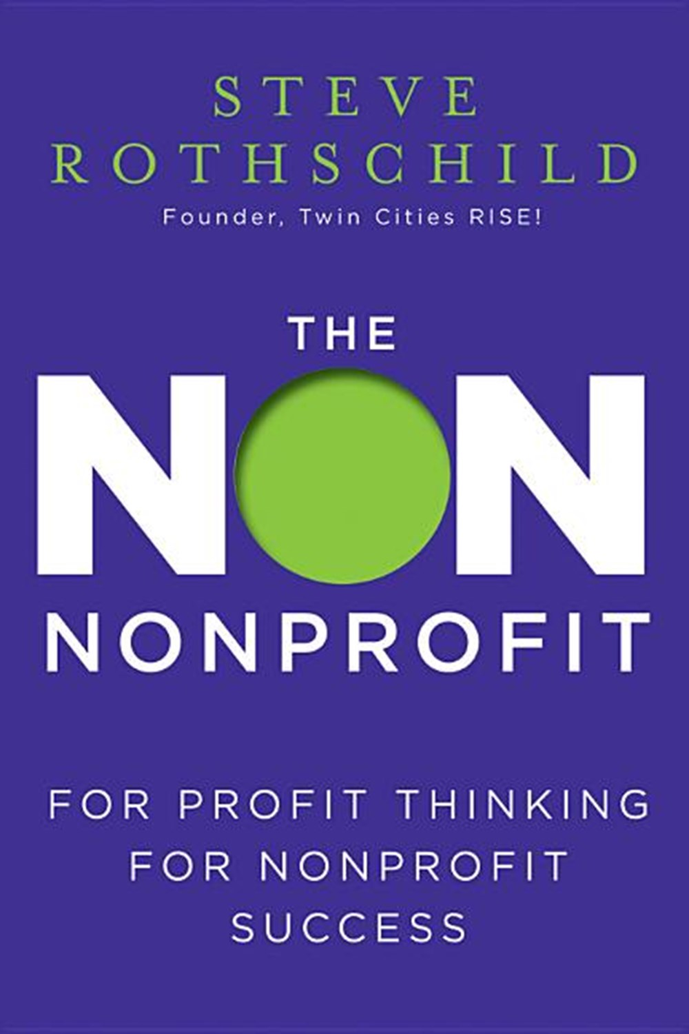 Non Nonprofit For-Profit Thinking for Nonprofit Success