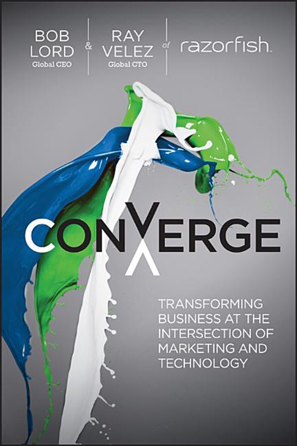 Converge Transforming Business at the Intersection of Marketing and Technology