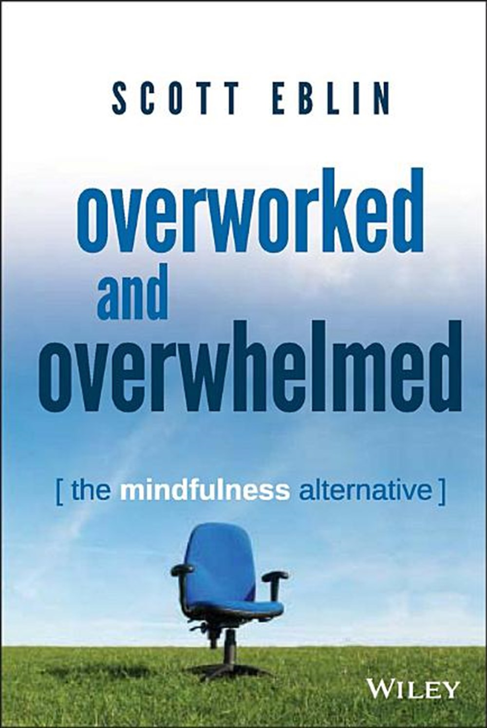 Overworked and Overwhelmed The Mindfulness Alternative