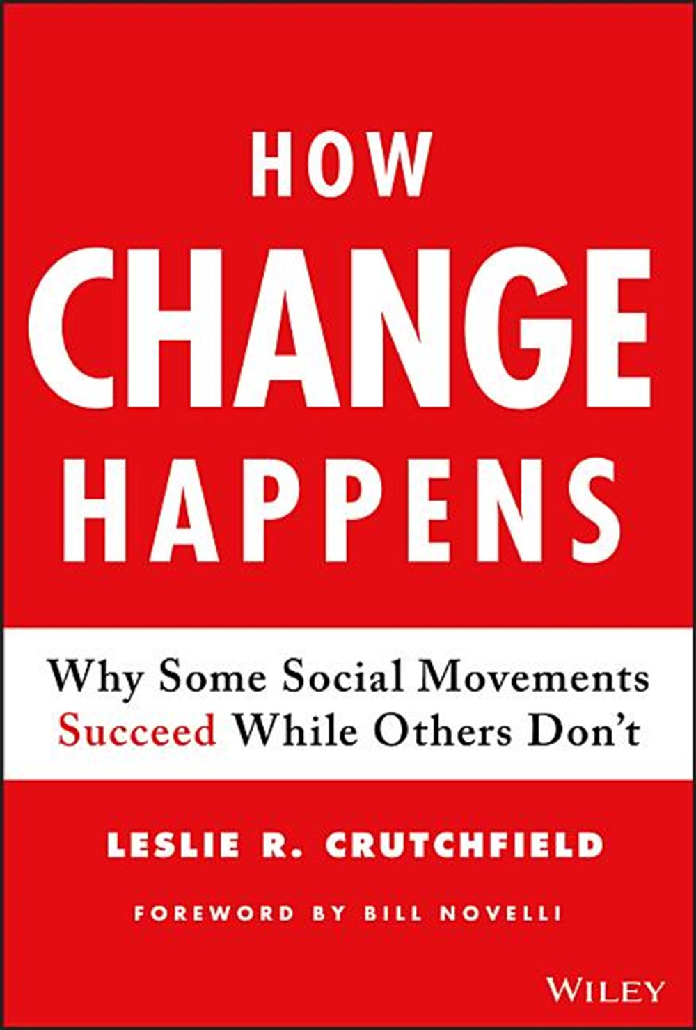 How Change Happens Why Some Social Movements Succeed While Others Don't
